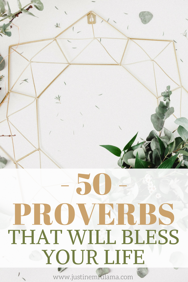 Most popular bible verses from Proverbs