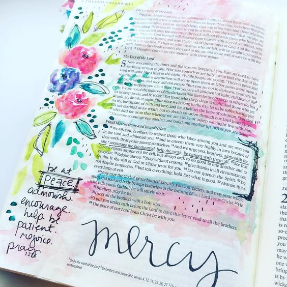 Bible Journaling_watercoloring