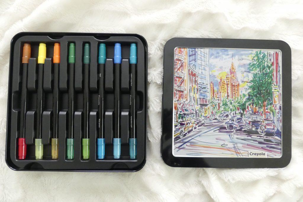 Crayola Brush Markers