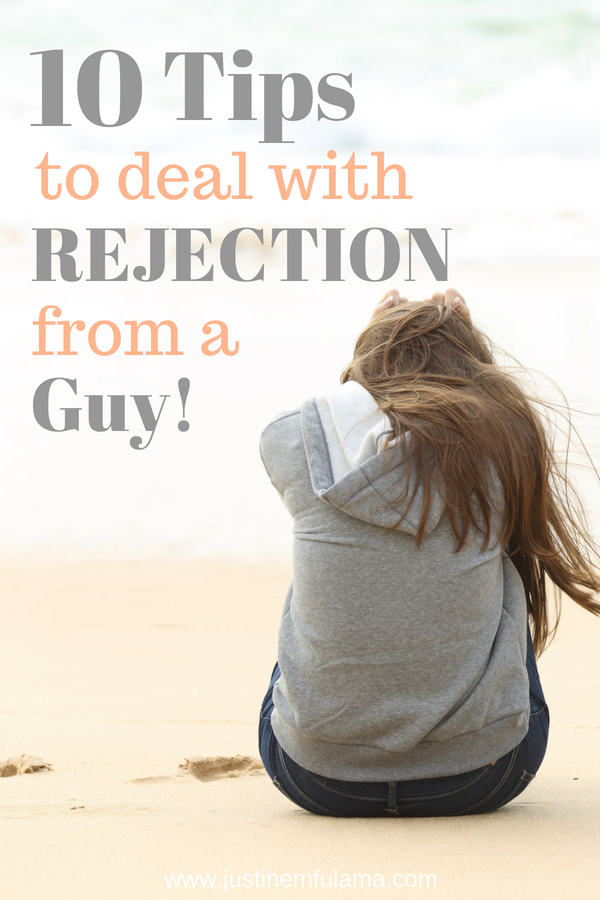 How to deal with rejection in Love and Relationships