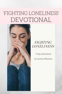 Fighting Loneliness Devotional