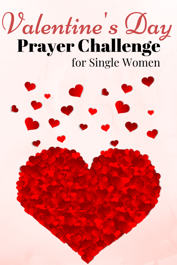 Prayer Challenge for Single Women