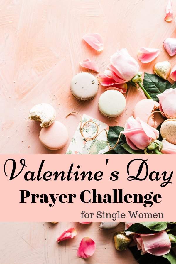 Valentines Day Prayer Challenge