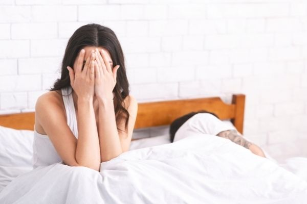 how to stop overthinking in a relationship